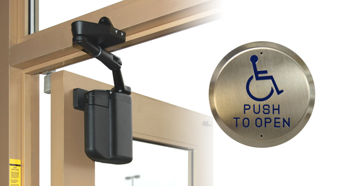 handicap door operatos